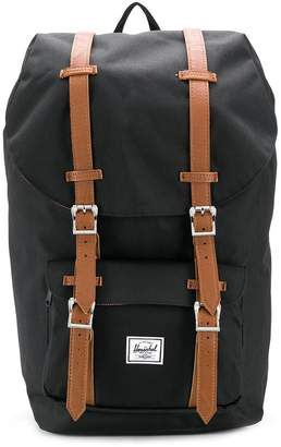 Herschel contrats buckle backpack
