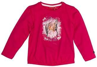 Salt&Pepper Salt and Pepper Girl's Horses Uni Photo Longsleeve T-Shirt
