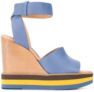 7513f6f4497 Wedge Sandals - ShopStyle UK