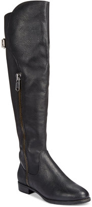 Rialto First Row Casual Over-The-Knee Wide Calf Boots $69.99 thestylecure.com