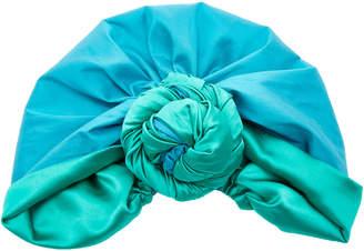 Julia Clancey Edith Silk Turban
