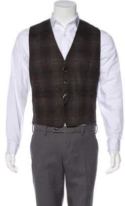 Barena Venezia Wool Suit Vest w/ Tags