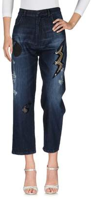 Simona CORSELLINI Denim trousers