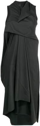Rick Owens Lilies layer effect dress