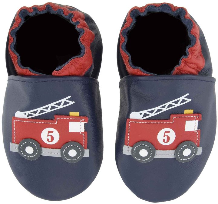Robeez Soft Soles Fire Engine