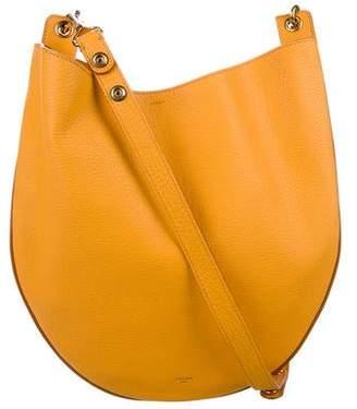 Celine Medium Leather Hobo