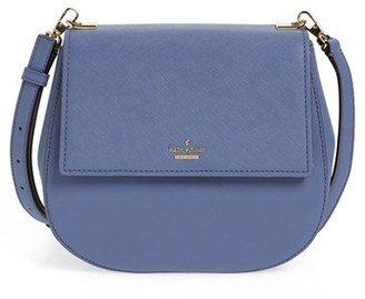 Kate Spade New York Cameron Street - Byrdie Leather Crossbody Bag $298 thestylecure.com