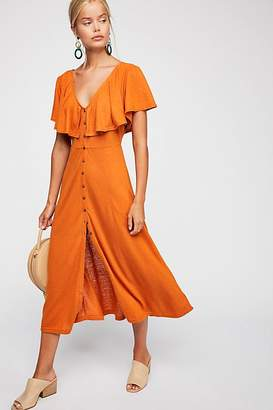 DAY Birger et Mikkelsen Fp Beach Messenger Midi Dress