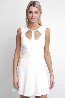 Ali & Jay Daquiri Cutout Sleeveless Mini Dress