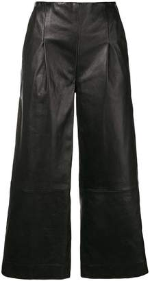Chalayan cropped trousers