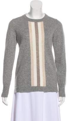 Madeleine Thompson Cashmere Intarsia Sweater