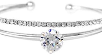 Us Jewelry House CZ Layered Bracelet