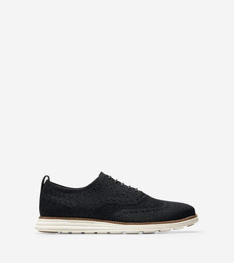 Cole Haan Men's ØriginalGrand Wingtip Oxford with StitchliteTM