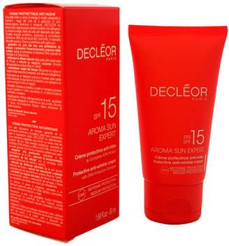 Decleor 1.6Oz Aroma Sun Expert Protective Anti-Wrinkle Cream With Spf 15