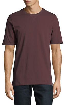 Minimum Cotton Solid T-Shirt