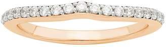 Love 360 LOVE 360 14k Gold 1/4 Carat T.W. Diamond Wedding Ring