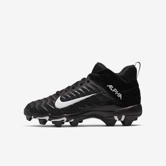 Nike Little/Big Kids' Football Cleat Alpha Menace 2 Shark (Wide)
