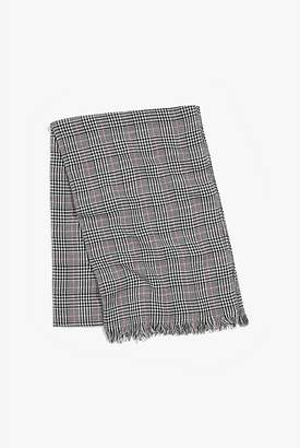 Country Road Houndstooth Scarf