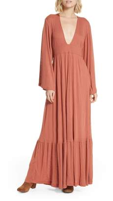 Free People Moon Walking Maxi Dress