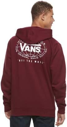 Vans Men's International Wal Full-Zip Hoodie
