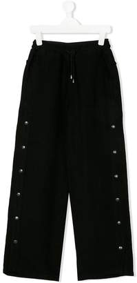 Andorine TEEN snap fastening trousers