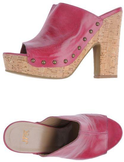 JFK Platform sandals