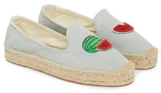 Soludos Watermelon Espadrille Loafer (Women)