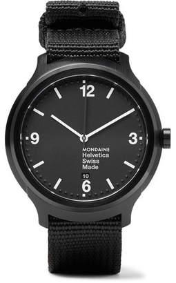 Mondaine Helvetica No1 Bold Watch