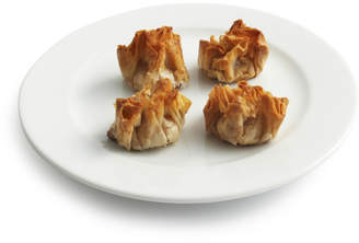 Appetizer USA Caramel Apple and Goat Cheese in Phyllo