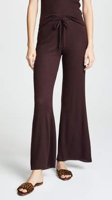 Nation Ltd. Westside Ribbed Knit Pants