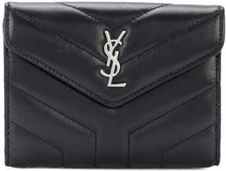 Saint Laurent LouLou flap wallet