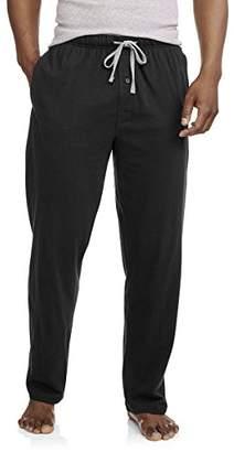 Hanes Men's Solid Knit Pant