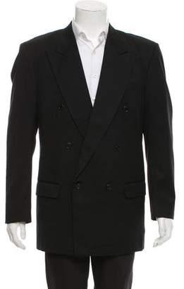 Pierre Balmain Wool Double-Breasted Blazer
