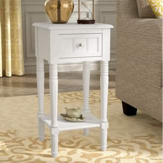 Three Posts Liller End Table