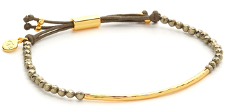 Gorjana Power Bracelet for Strength $38 thestylecure.com