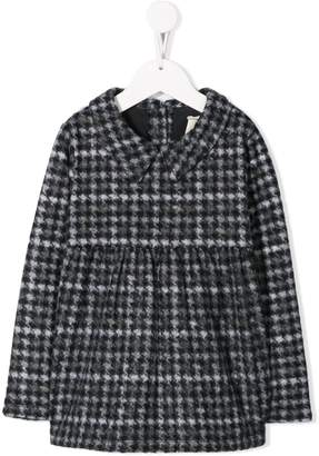 Douuod Kids houndstooth blouse