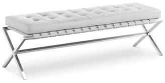 Apt2B Hardin Bench WHITE