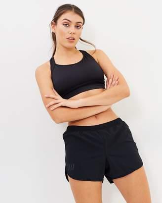 Sleek Track Shorts