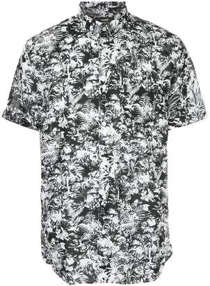 Mads Norgaard palm print short sleeve T-shirt