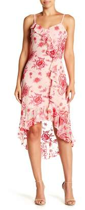 Parker Embroidered Midi Dress