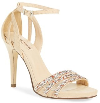 Women's Menbur 'Pensamiento' Ankle Strap Sandal $122.20 thestylecure.com