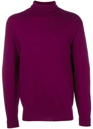 N.Peal cashmere turtle neck jumper