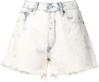 Polo Ralph Lauren distressed shorts