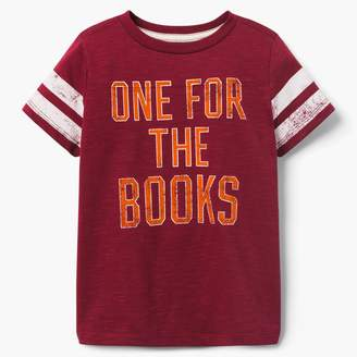 Gymboree For The Books Tee