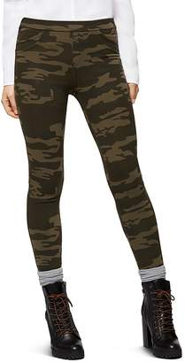 Sanctuary Grease Camo Leggings $89 thestylecure.com