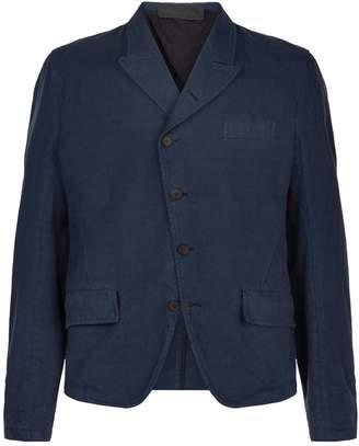 Haider Ackermann Washed Cotton Jacket