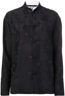 Alexander Wang mao style jacket