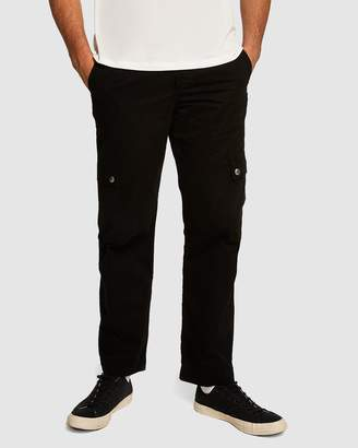 Topman Straight Cargo Pants