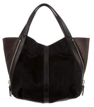 Givenchy Ponyhair Tinhan Shopper Bag