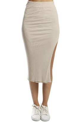 Cotton Citizen Melbourne Midi Skirt
